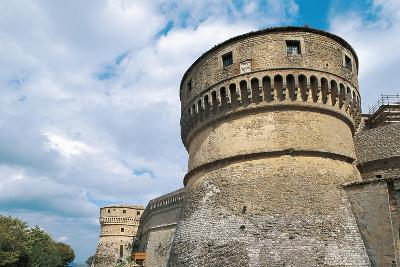 Fortress of San Leo's Tower, Pesaro and Urbino, Marche, Italy--Giclee Print