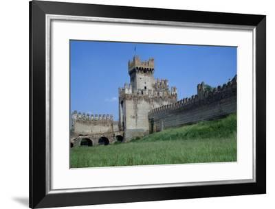 Fortress of Trees--Framed Giclee Print