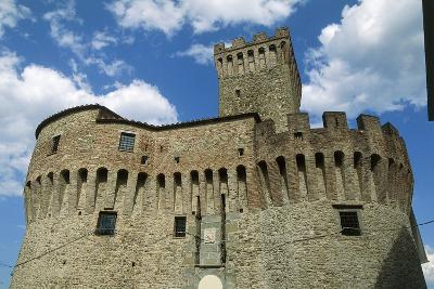 Fortress of Umbertide, 1374-1389, Umbria, Italy--Photographic Print
