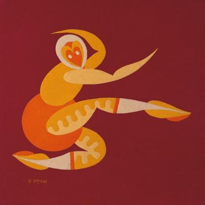Armadillo Ballerina (Trisa)