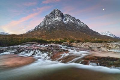 United Kingdom, Uk, Scotland, Highlands , Glencoe, Buachaille Etive Mor