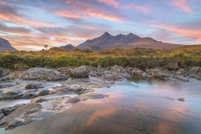 United Kingdom, Uk, Scotland, Inner Hebrides, Isle of Skye, Sligachan