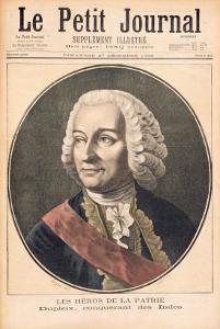 Portrait of Joseph Francis Dupleix by Fortune Louis Meaulle