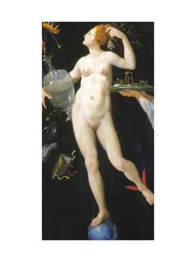 Fortune-Jacopo Ligozzi-Giclee Print