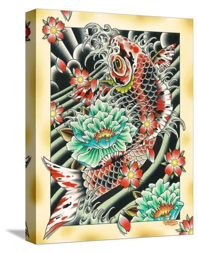 Fortunet-Tyler Bredeweg-Stretched Canvas Print