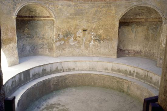Forum Baths, Pompeii--Photographic Print