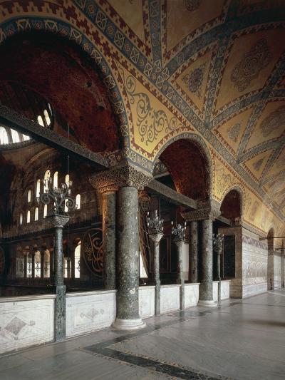Forum of Emperors, Hagia Sophia, Historic Areas of Istanbul--Photographic Print