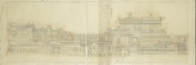 Forum romain et capitole au temps d'Auguste ( essai de restitution )--Giclee Print