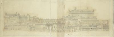 Forum romain et capitole au temps d'Auguste ( essai de restitution )