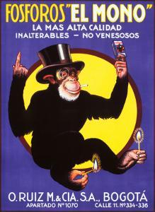 Fosforos, El Mono