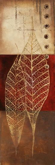 Fossil Leaves I-Patricia Pinto-Art Print