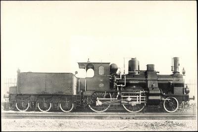 Foto Deutsche Dampflok KraUSS No 2318 Bayern, Tender--Giclee Print
