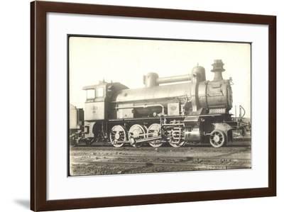 Foto Deutsche Güterlok Nr. 1287 Sachsen--Framed Giclee Print