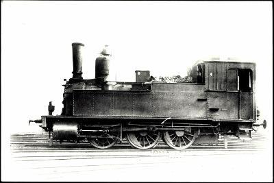 Foto Deutsche Güterlok Tenderlok Nr. 89 8265 Bayern--Giclee Print