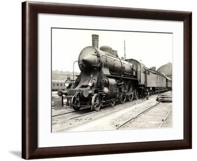Foto Deutsche Schnelllok Modell 14/1 3007 Bayern--Framed Giclee Print