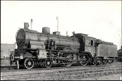 Foto Deutsche Schnelllok Nr. 13 530 Preußen, Tender--Giclee Print