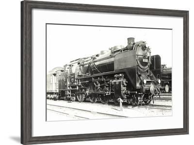 Foto Deutsche Tender Personenlok Nr. 62 003--Framed Giclee Print