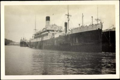 Foto Vasari, Lamport and Holt Line, Dampfer, Steamer--Giclee Print
