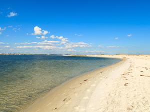 Beautiful Perdido Beach in Pensacola, Florida. by Fotoluminate LLC