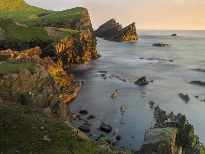 Foula Part, Shetland Islands-Martin Zwick-Photographic Print