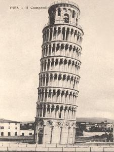 Leaning Tower of Pisa by Found Image Press