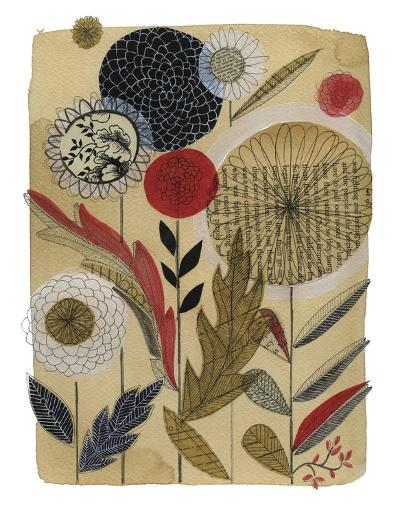 Found-Susan Black-Art Print