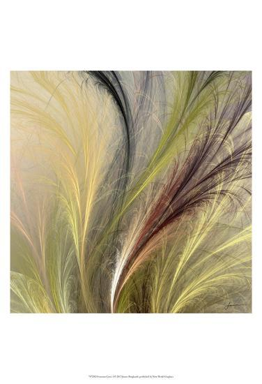 Fountain Grass I-James Burghardt-Art Print