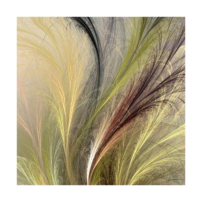 Fountain Grass I-James Burghardt-Art Print