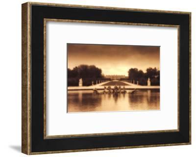 Fountain of Apollo, Versailles-Jamie Cook-Framed Art Print