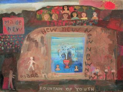 Fountain of Youth, 1996-98-Albert Herbert-Giclee Print