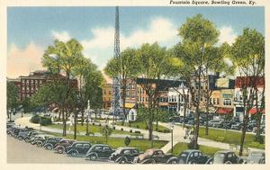 Fountain Square, Bowling Green, Kentucky