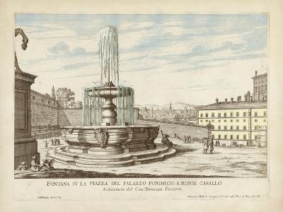 Fountains of Rome V-Vision Studio-Art Print