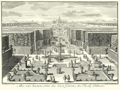 Fountains of Versailles I