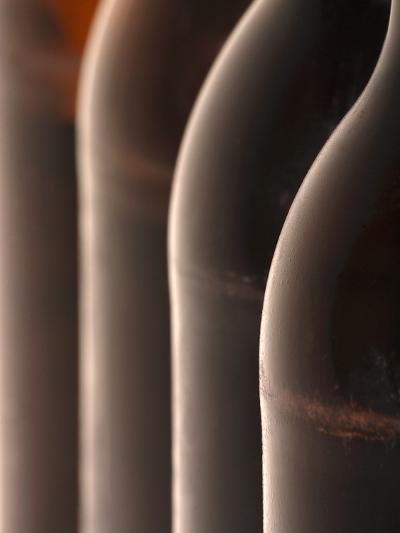 Four Beer Bottles-Chris Sch?fer-Photographic Print