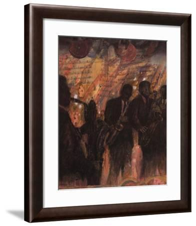 Four Brothers-Allan Hill-Framed Art Print