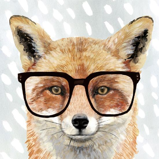 Four-eyed Forester I-Victoria Borges-Premium Giclee Print