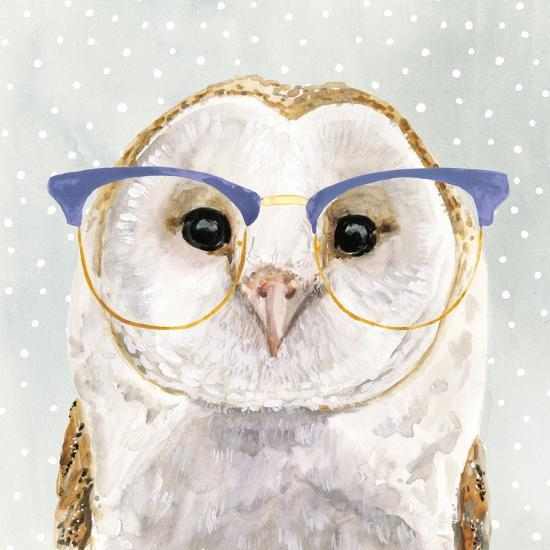 Four-eyed Forester II-Victoria Borges-Premium Giclee Print