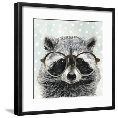 Four-eyed Forester IV-Victoria Borges-Framed Art Print