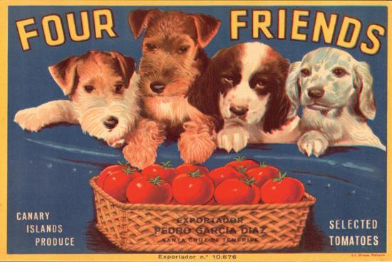 four-friends-selected-tomatoes