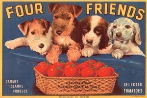 Four Friends Selected Tomatoes