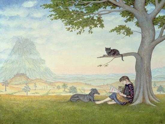 Four Friends-Ditz-Giclee Print