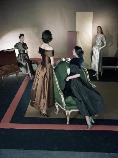 Four Models--Premium Photographic Print