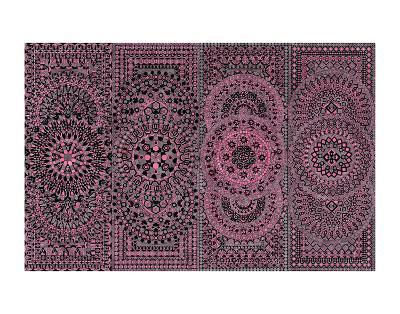 Four Roses-Lawrence Chvotzkin-Art Print