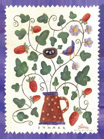 Four Seasons III-Sudi Mccollum-Art Print