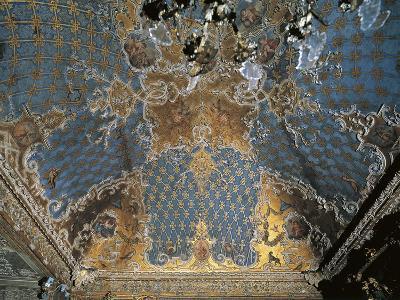 Four Seasons Room in Palazzo Madama, Turin, Italy, 13th-17th Century--Giclee Print