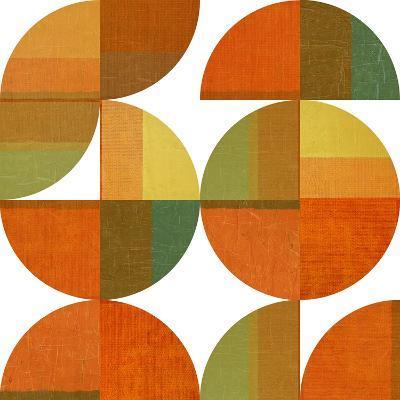 Four Suns Quartered-Michelle Calkins-Art Print