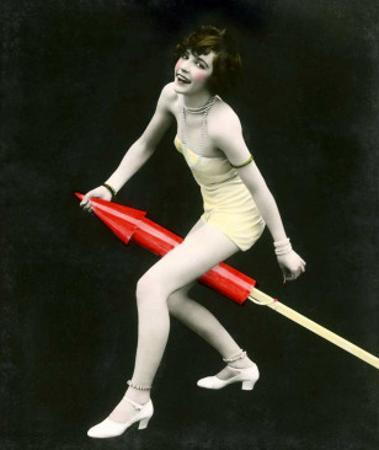 Fourth of July Rocket Girl, c.1925
