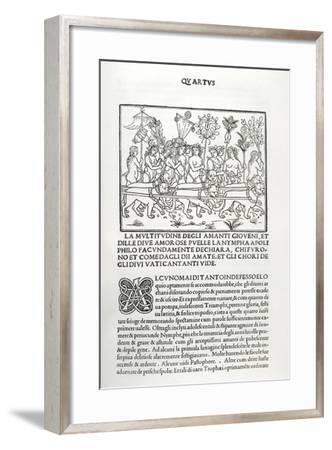 Fourth Triumph--Framed Giclee Print