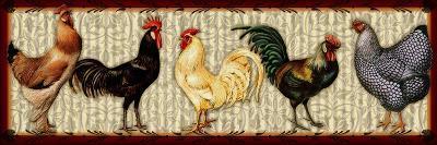 Fowl Parade-Kate Ward Thacker-Giclee Print
