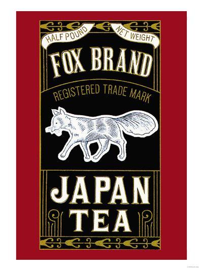 Fox Brand--Art Print